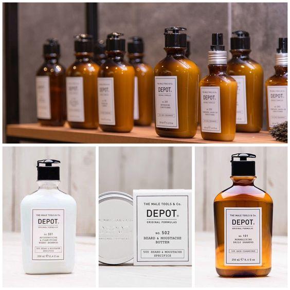 depot producten